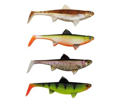 Силиконови рибки Senshu Real Shad Shiny Tiger