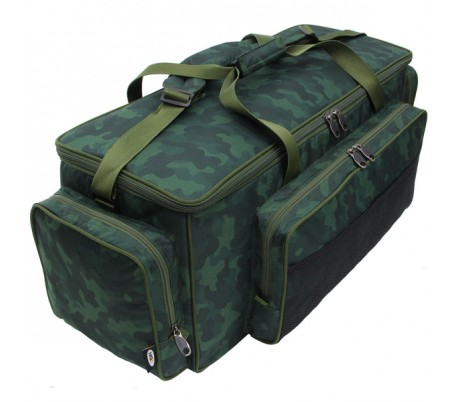 Шаранджийски сак NGT Camo Insulated Carryall 709-L-C